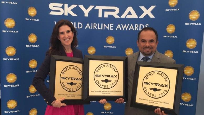 Copa Airlinesse consolida como la mejor aerolínea de Centroamérica y el Caribe