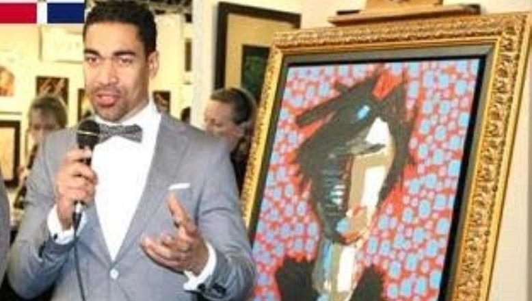 Artista plástico Oscar Abreu será Grand Mariscal de Parada Dominicana en el Bronx