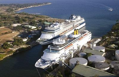 Rep. Dominicana recibe más de 480 mil cruceristas y representa un incremento del 56.4% hasta junio 2016