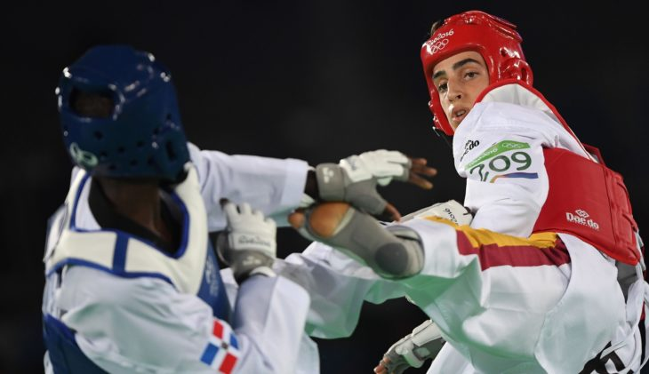 Luis Pie da primera medalla a RD en Juegos Olímpicos de Río