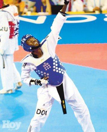 Luisito Pie busca hoy darle una medalla a RD en Tae Kwon Do en Río