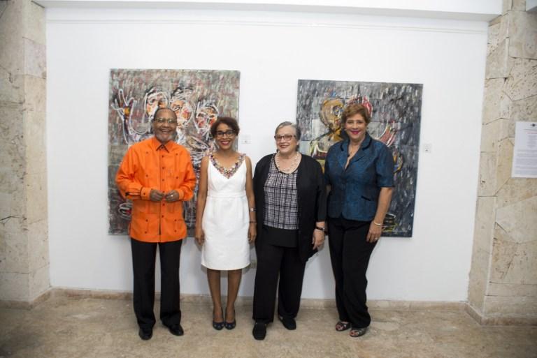 Luz Severino inaugura su exposición individual en el Centro Cultural Mirador