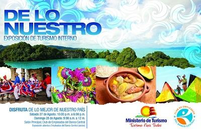 Ministerio de Turismo de RD celebra 2da. edición Exposición de Turismo Interno para clubes