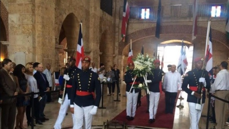 Efemérides Patrias conmemora 51 aniversario del discurso de Francisco Caamaño Deñó