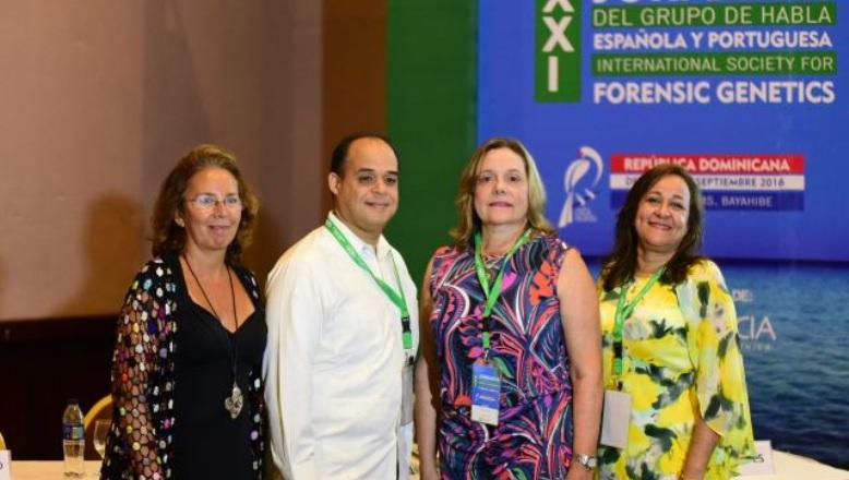 Especialistas de dos continentes participan en jornada de genética forense en RD