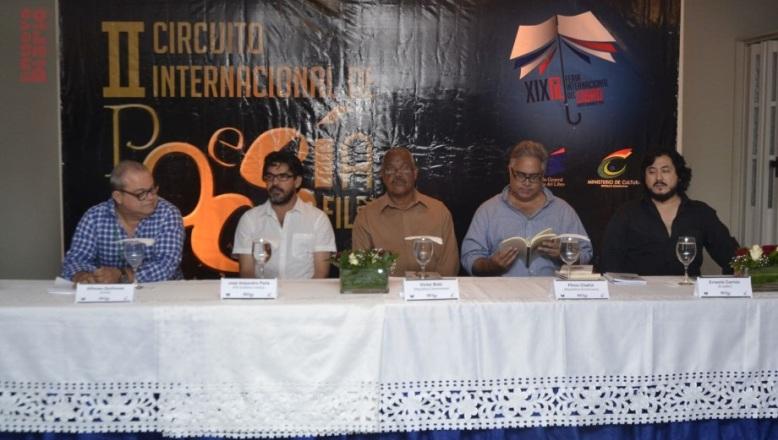 José Alejandro Peña lleva su poesía a la Feria Internacional del Libro Santo Domingo 2016
