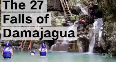 Monumento 27 Saltos de la Damajagua incrementa un 15% llegada de turistas hasta agosto 2016