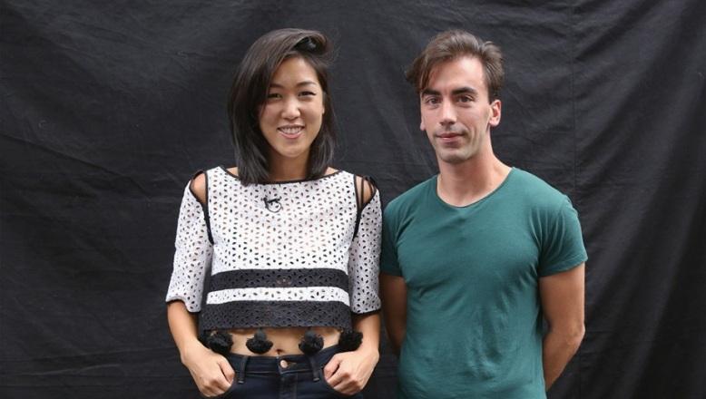 Dominicano Fernando García y Laura Kim codirectores de Oscar de la Renta