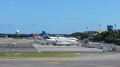 Aeropuertos de Punta Cana y las Américas en RD entre más puntuales del Caribe