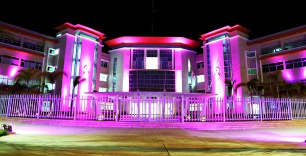 Un mes rosa para la Alcaldía de SDE en Prevención del Cáncer de Mama
