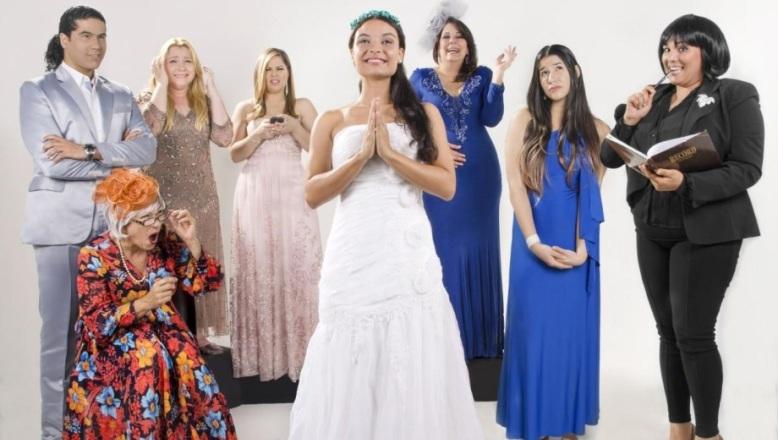 Vuelve a petición la comedia teatral 7 Mujeres