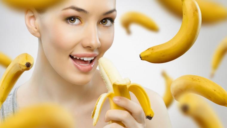 Plátanos y alivia la depresión y los problemas intestinales