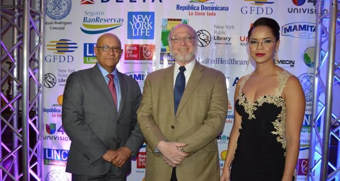 Ministro de Cultura Pedro Vergés encabeza la X Feria del Libro Dominicano en Nueva York
