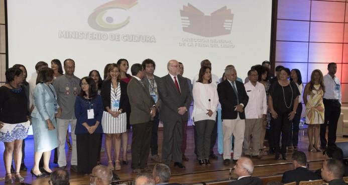 Finalizó ayer la XIX Feria Internacional del Libro de Santo Domingo