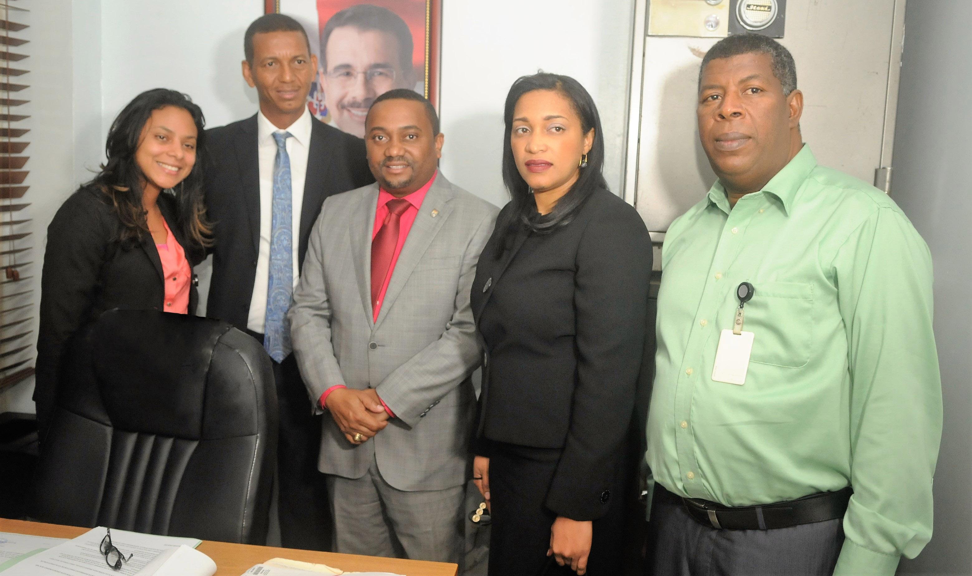 Designan a José López como nuevo encargado Oficina de Pasaportes en SDN