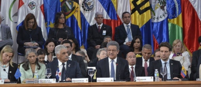 """VER VIDEO: Leonel Fernández pide miembros CELAC-UE ratificar """"EU-LAC"""""""