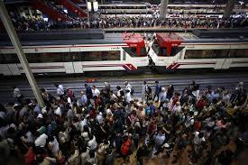 Más de un millón de argentinos afectados por huelga de trenes