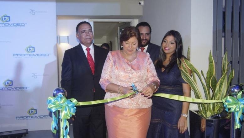 Promovideo celebra 25 aniversario e inaugura nuevas oficinas