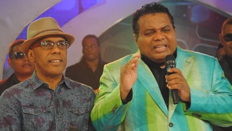 Ramón Orlando y Pochy Familia juntos a Hard Rock Live