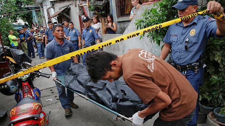 «Si no lo hacemos, nos matan»: la pareja filipina que se gana la vida matando a narcotraficantes