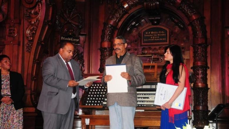 Culturas Guatemala y RD brillan en la XI Feria del Libro de Lawrence