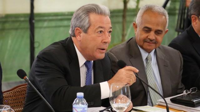 CONEP dispuesto ayudar al Gobierno con afectados lluvias; visitan al Presidente
