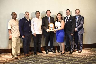 Congresista electo de New York, Adriano Espaillat, reconoce labor del ministro de Turismo de RD