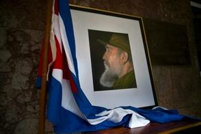Comienzan hoy en La Habana los actos oficiales para despedir a Fidel Castro