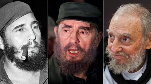 Confirmado Murio  Fidel Castro el lider Latino mas grande de todos los tiempos
