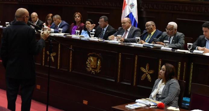 Diputados han evaluado 135 aspirantes en vistas públicas para Cámara Cuentas