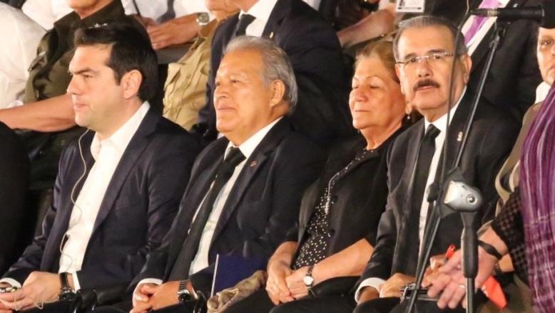 Danilo Medina en multitudinario homenaje a Fidel, en La Habana