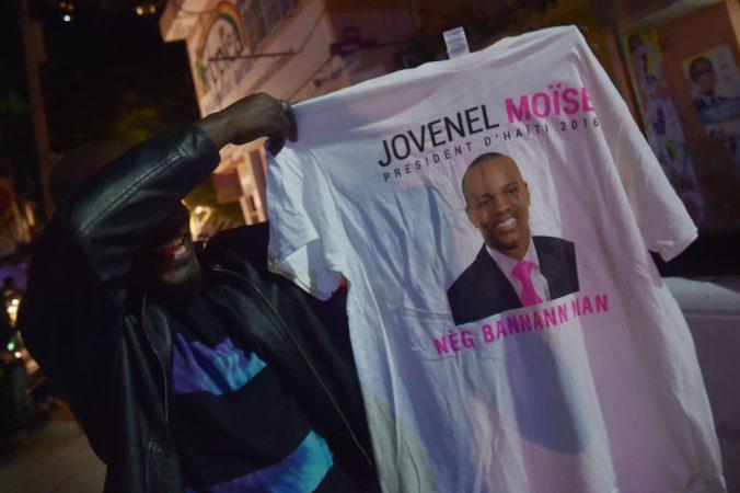 Jovenel Moise gana elecciones presidenciales de Haití