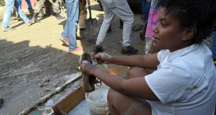 Lluvias mantienen incomunicadas 82 localidades en la región Norte del país