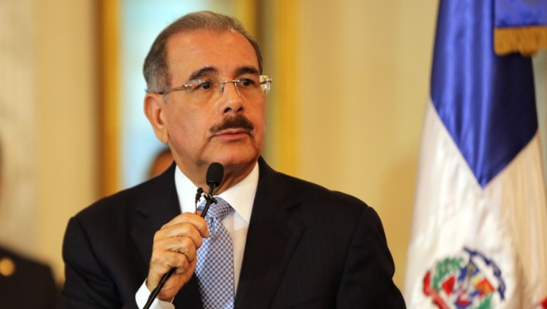 Presidente Danilo Medina garantiza reparación de infraestructuras afectadas por lluvias