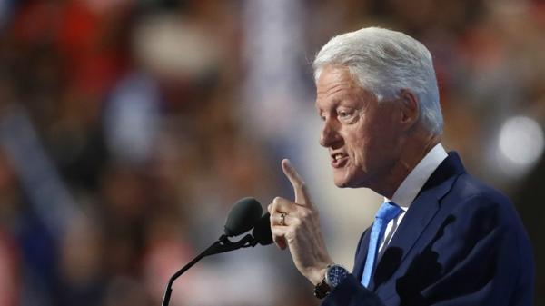 Nuevo golpe del FBI a Hillary difunden vieja investigación sobre Bill Clinton