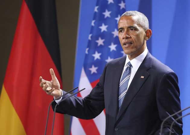 Obama: Snowden sacó a la luz preocupaciones legítimas, pero no puedo indultarlo
