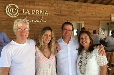 Firma e imagen de Richard Gere se asocia a 'Cap Limón' de Lifestyle Holidays Vacation Resort en Samaná