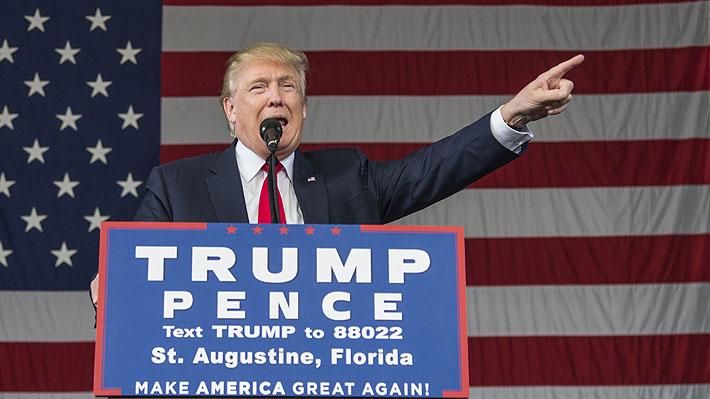 Trump gana la mayoría de votos en los tres enclaves que votaron a medianoche