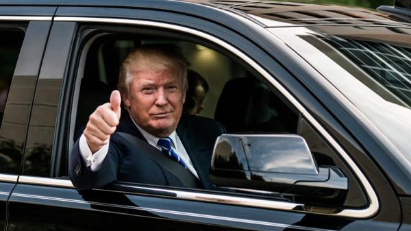 Trump podría renunciar a su sueldo de Presidente igual que  Herbert Hoover y John Fitzgerald Kennedy