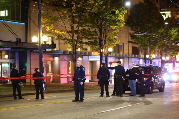 Un tiroteo en Seattle dejó cinco heridos