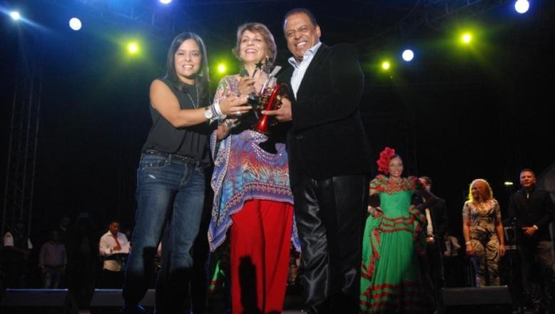 Rinden homenaje a Wilfrido Vargas en Festival del Merengue y Ritmos Caribeños
