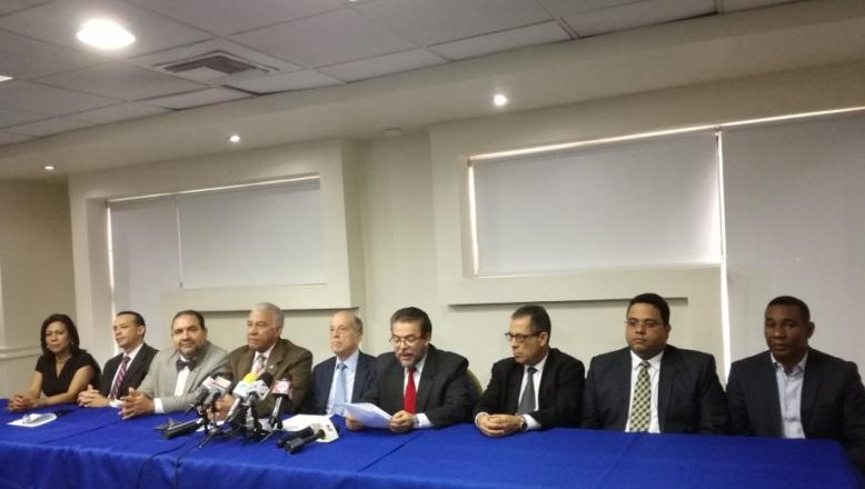 Bloque Opositor reitera no aceptará JCE electa unilateralmente