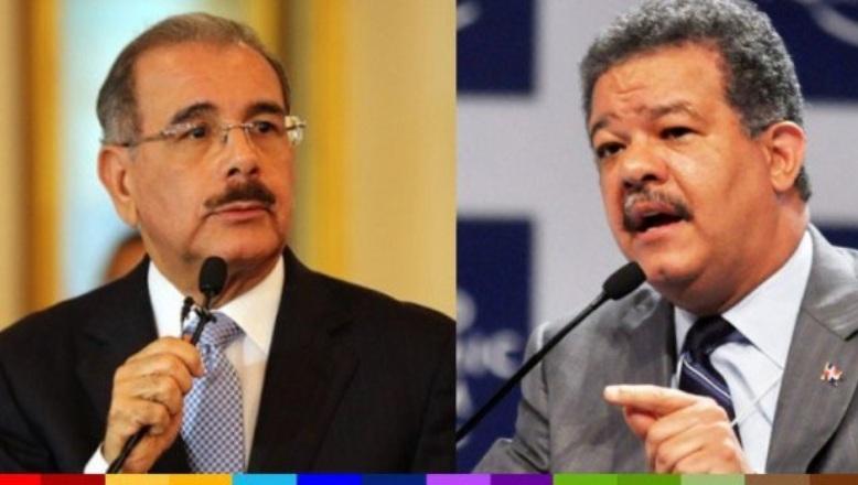 Revela Danilo Medina trabaja para reelegirse; Leonel Fernández fue tomado por sorpresa