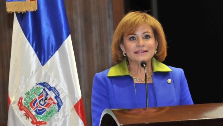 Lucía Medina define CD como el máximo laboratorio de la diversidad política en RD