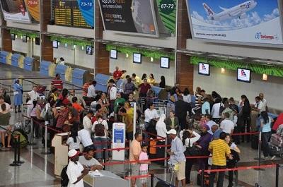 República Dominicana registra más de 85 mil operaciones aéreas entre enero – octubre 2016