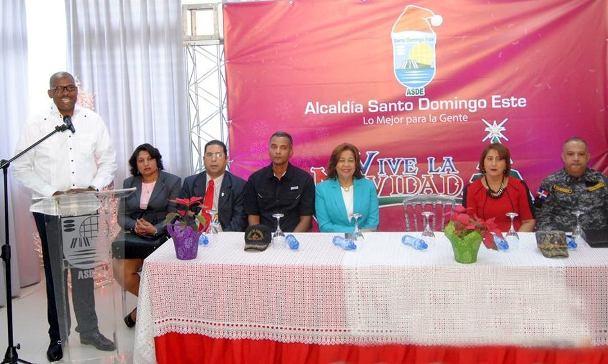 Alcaldía SDE anuncia inauguración del parque temático Vive La Navidad para este viernes 09 de diciembre