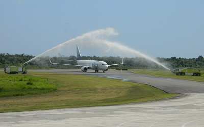 Air Transat realiza vuelo inaugural Toronto Santo Domingo y suma 5to destino en Rep. Dominicana