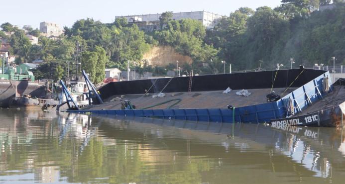 Autoridad Portuaria inspecciona embarcaciones en ríos Ozama e Isabela
