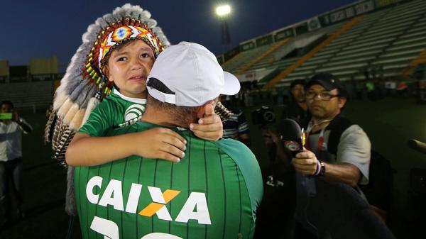 Chapecoense piensa demandar a la empresa LAMIA