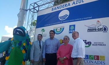 Firman acuerdo para la preservación y conservación de los ecosistemas marinos de Rep. Dominicana